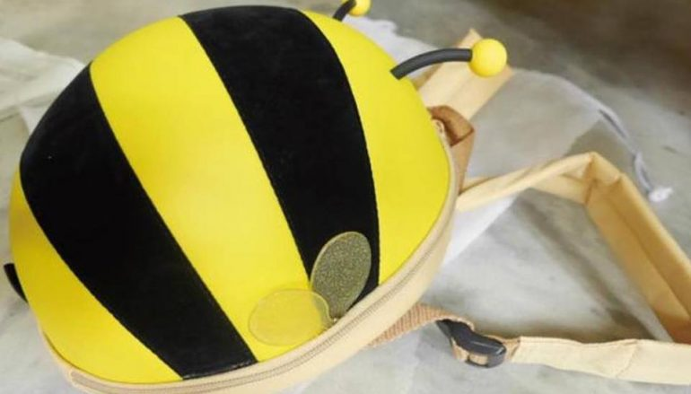 Bizz & Bee: Οι πιο παιχνιδιάρικες και ανθεκτικές τσάντες για το νηπιαγωγείο και όχι μόνο!