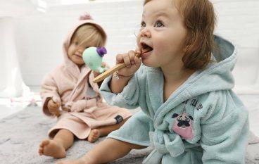 Βρεφικά μπουρνούζια La Millou για το μωρό σας!