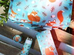 Back to school με την αγαπημένη αλεπού Rusty the Fox!