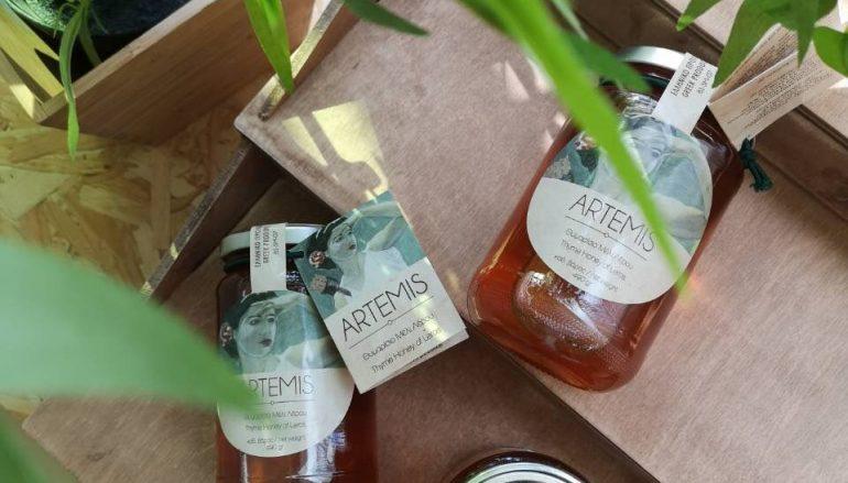 Άρτεμις: Το πιο εκλεκτό μέλι φτιάχνεται στη Λέρο