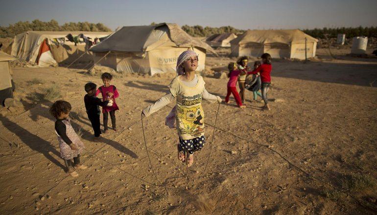 Μουσείο Κυκλαδικής Τέχνης: Η ζωή των προσφύγων μέσα από τον φακό του Muhammed Muheisen
