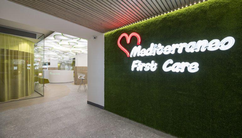 Το Mediterraneo Hospital στο City Plaza!