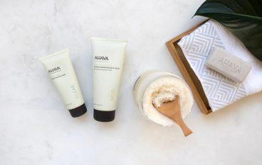 Placebo Beauty με προϊόντα Ahava