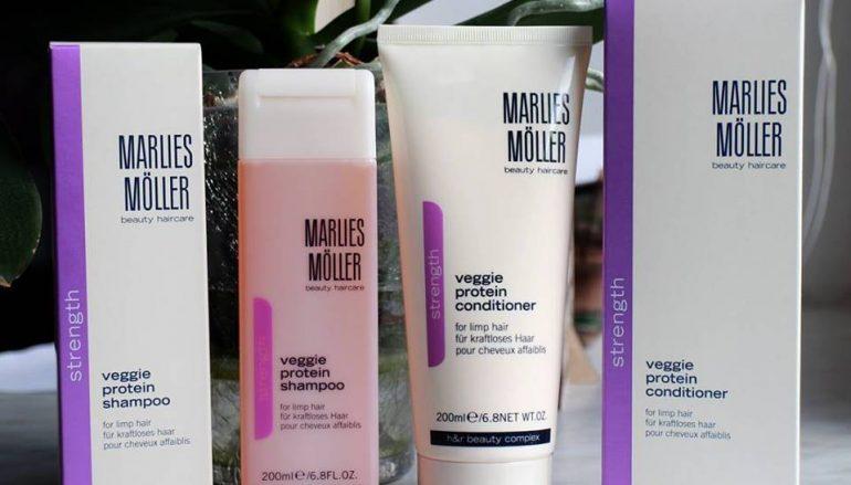 Για εντυπωσιακά μαλλιά Marlies Moller!