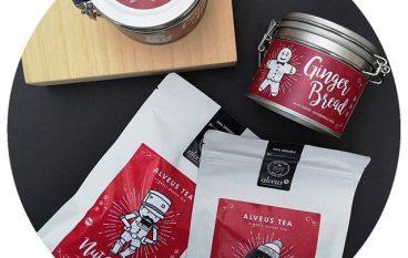 Alveus Tea: Κάνε το πιο αρωματικό δώρο στους αγαπημένους σου!