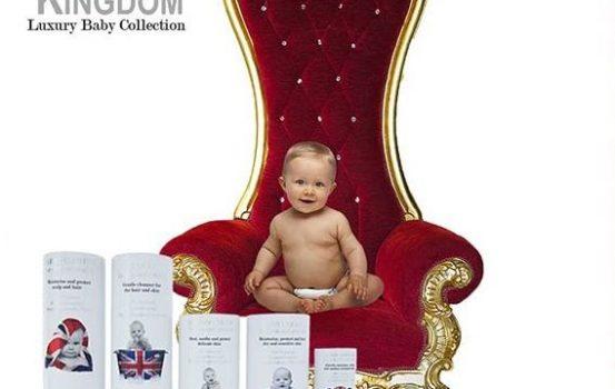 Ολοκληρωμένη σειρά περιποίησης Baby Kingdom: Για να νιώθει το μωρό σας βασιλιάς από κούνια!