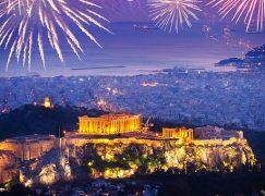 10 λόγοι που αγαπάμε την Αθήνα τα Χριστούγεννα