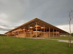 Στο «Χωριό των παιδιών» το διεθνές βραβείο αρχιτεκτονικής RIBA