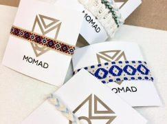 MOMAD: Υπέροχα bohemian βραχιόλια
