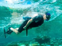 Sea bike: Το θαλάσσιο ποδήλατο που κινείται πάνω στο νερό με μεγάλη ευκολία!
