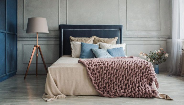 Το χρώμα που πρέπει να βάλεις στο υπνοδωμάτιο για να χαλαρώσεις από το στρες