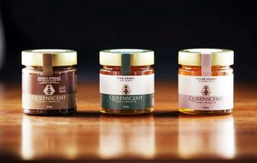 Queenscent: Ξεχωριστά ελληνικά προϊόντα