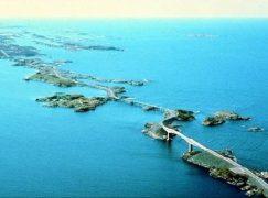 Αυτοκινητόδρομος στον ωκεανό!