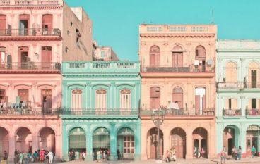 Ταξιδέψτε στα πολύχρωμα δρομάκια της Αβάνας…