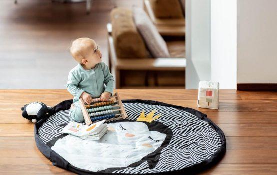 Τα χαλάκια Play & Go Soft είναι αυτό που θα λατρέψουν όλες οι μανούλες!