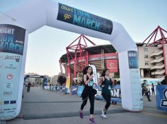Endomarch Piraeus Night Run/Walk 2019