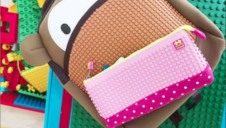 Pixie Crew: Σχολικές τσάντες και κασετίνες με πάνελ για pixel!