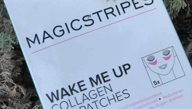 Το μυστικό για πιο ξεκούραστα μάτια είναι το Wake Me Up Collagen Eye Patches!
