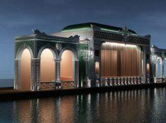 Ένα ονειρεμένο έργο. Η πρώτη πλωτή Όπερα σε ολόκληρο τον κόσμο βρίσκεται στην Πρέβεζα