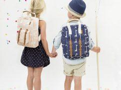Back to school! Design σχολικές τσάντες στο Placebo