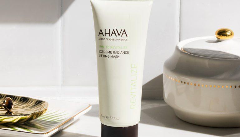 Ahava Extreme lifting mask: Η απάντηση στην αντιγήρανση προσώπου