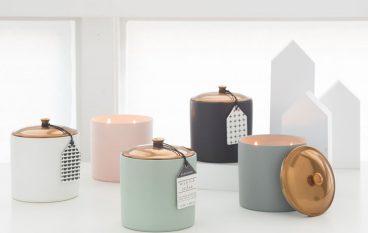 Χειμώνας με υπέροχα αρωματικά χώρου και αρωματικά κεριά!
