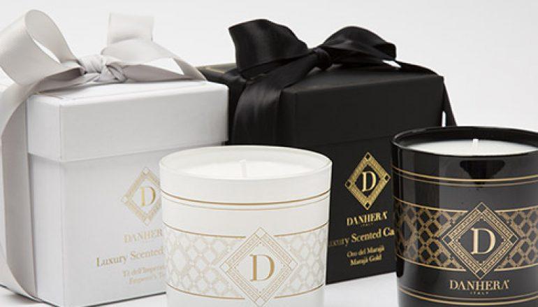 Νέα Danhera κεριά και αρωματικά χώρου με άρωμα Ιταλίας!!